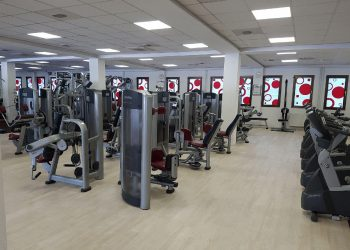 Fitnes center Sokol Vič