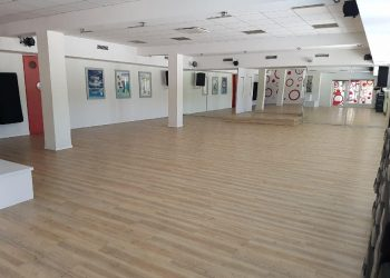 Fitnes center Sokol Vič